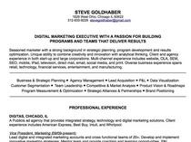 Resume2 cv