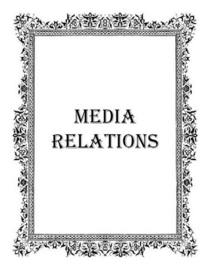 Media relations icon good 3 cv