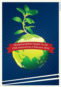 Hungerprojektet flyer front cv