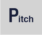 Pitch icon cv