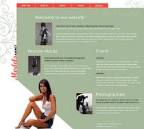 Model agency 02 cv