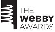 Webby logo cv