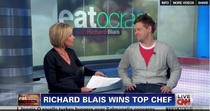 Richard blais on cnn cv