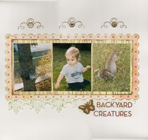 Backyard cv