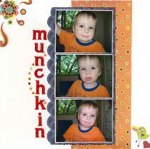 Munchkin cv