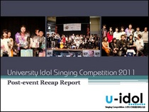 U idol 2011 recap report cv