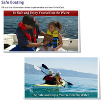 Boat safet cv