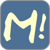 Logo letter teal cv