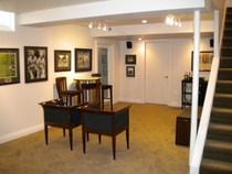 Frankling basement 2009 cv