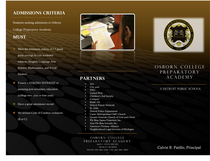 Oprep brochure 2011 1 cv