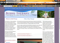 Bodhi therapy screenshot cv