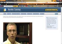 Sandler training cv