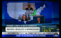 Cnbc power lunch interview cv