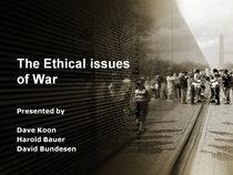 Ethicalissuesofwarcoversheet cv