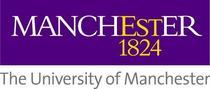 Manchester university logo cv
