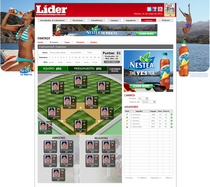 Fantasy baseball site preview cv