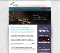 Meet justice webdesign cv