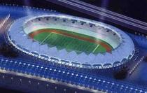 Outdoor multi purpose stadium cv