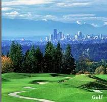 Seattle golf cv