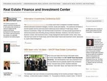 Blog screen shot cv