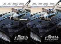 Fast and furious  comparison cv