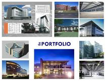 The portfolio cv