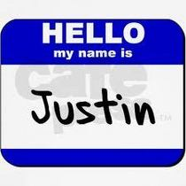 Hello my name is justin cv