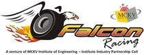Falcon racing logo cv