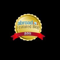 A101 blog award cv