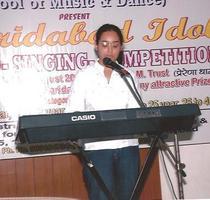 T5 sing cv