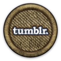 Tumblr themes logo cv