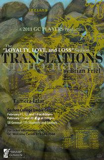 Translations poster cv