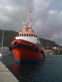Tug boat cv