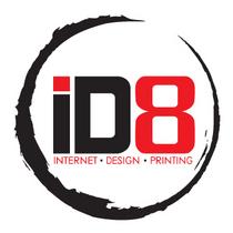 Logo id8 cv
