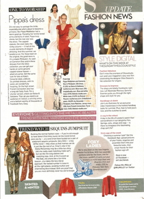 Sunday times style 15 may 2011 article cv
