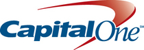 Capital one logo cv