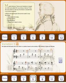 K12 music lesson cv