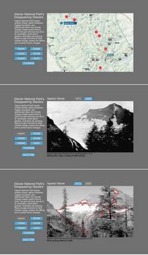 Glaciers cv