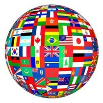 Map monde image cv