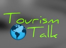 Tourism talk logo cv
