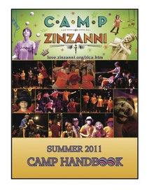 Parents summer camp handbook 2011 cv