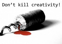 Dont kill creativity cv