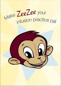 Clbhz monkey instruction cover cv