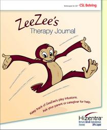 Cslhiz monkey journal cover cv