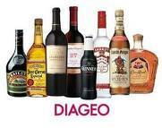 Diageo brands cv