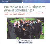 Ebs scholarship program which i created cv
