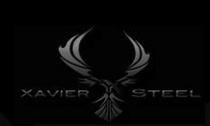 Xavier steel logo black cv