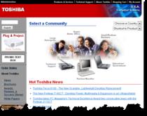 Toshiba cv