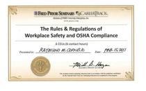 Osha compliance 021511 cv