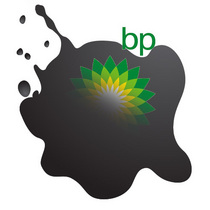 Boycott bp logo oil 0 cv
